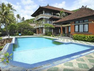 Hotel Murah Candidasa - The Rishi Candidasa Beach Resort