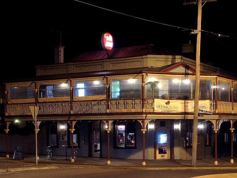 Seymours on Lydiard - Hotell och Boende i Australien , Ballarat