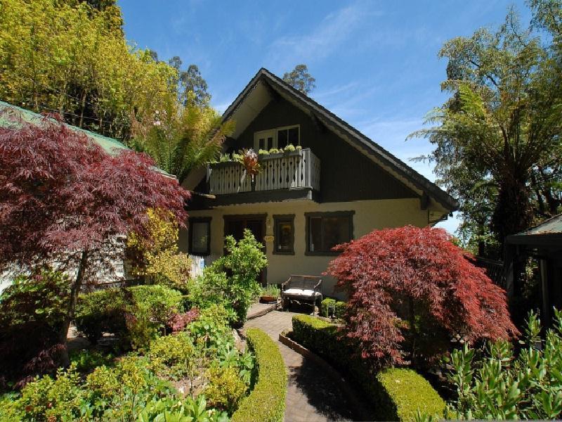 Timbertop Lodge Bed & Breakfast - Hotell och Boende i Australien , Mount Dandenong Ranges