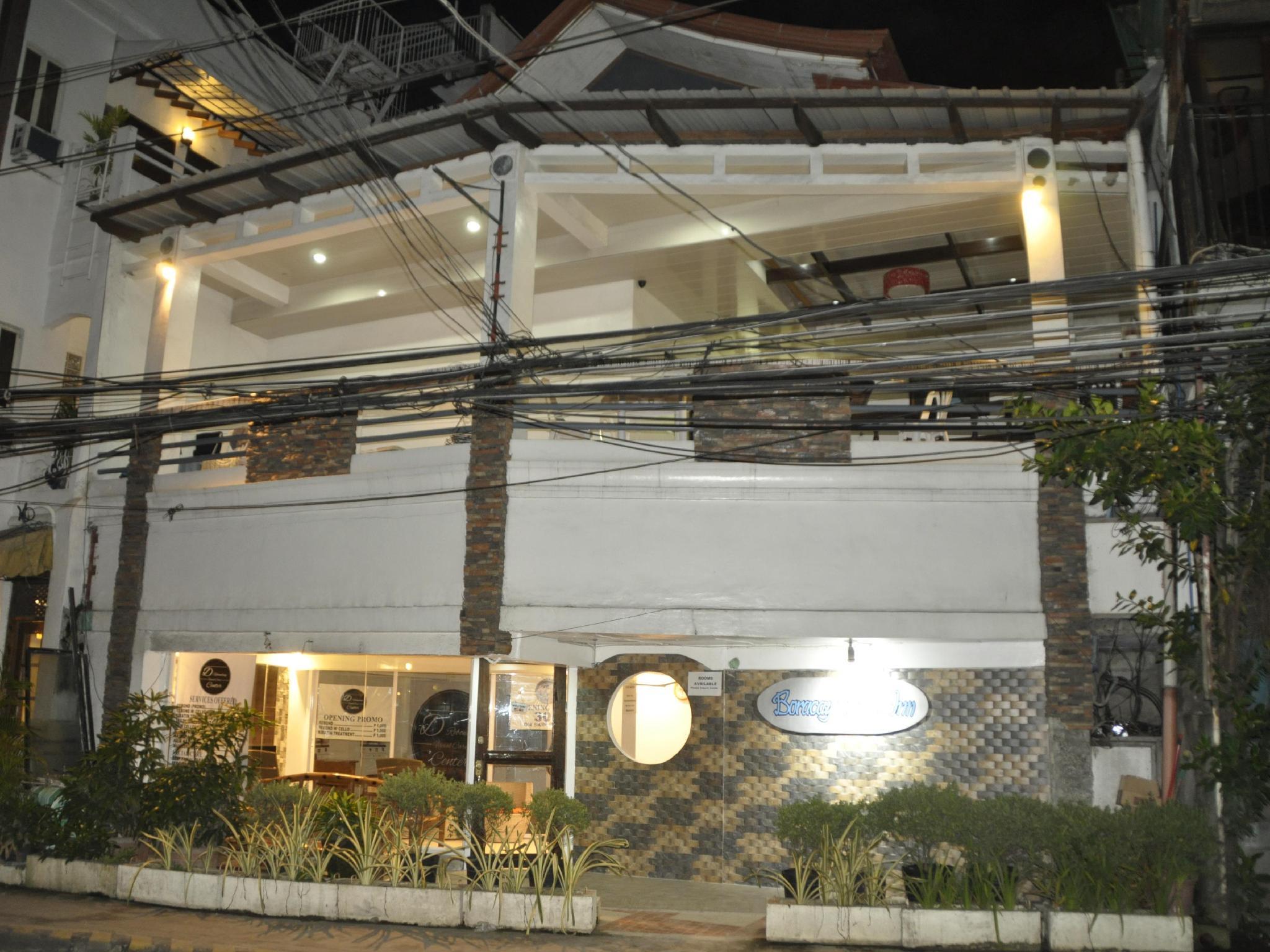 Hotell Boracay Tourist s Inn