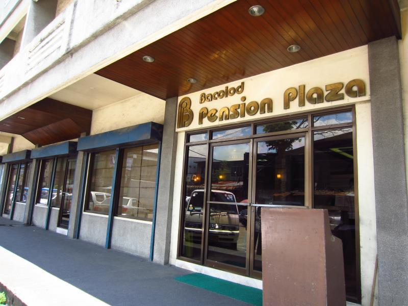 Bacolod Pension Plaza Room Rates