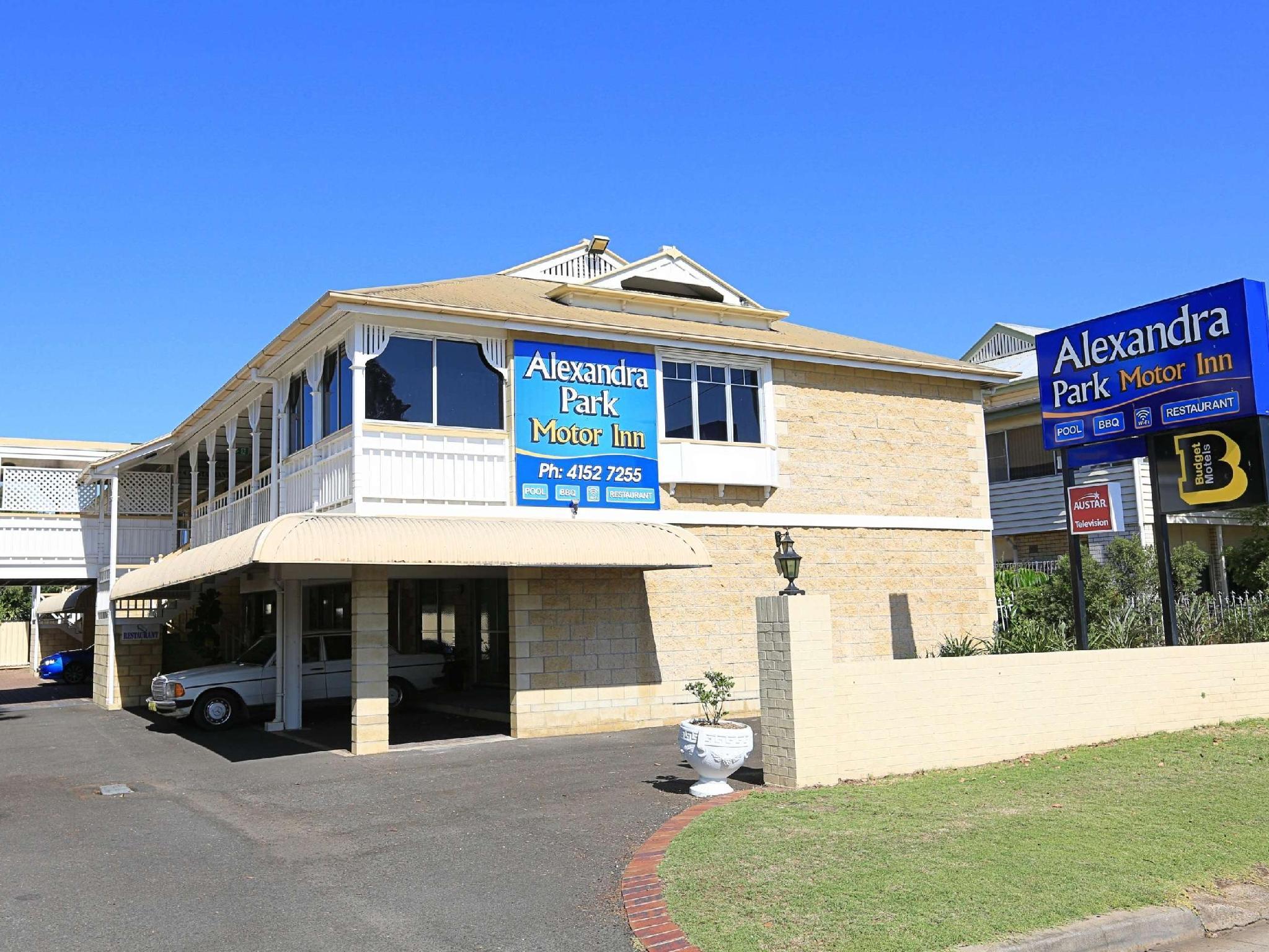 Alexandra Park Motor Inn - Hotell och Boende i Australien , Bundaberg