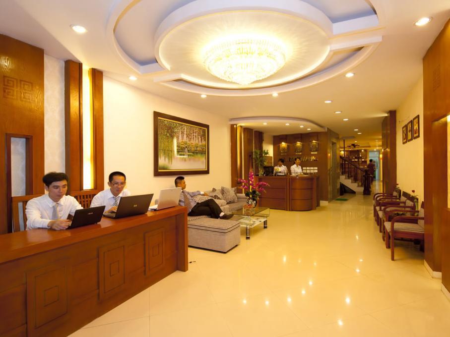 Hanoi Holiday Diamond Hotel - Hotell och Boende i Vietnam , Hanoi