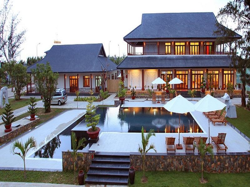 Hotell Aniise Villa Resort