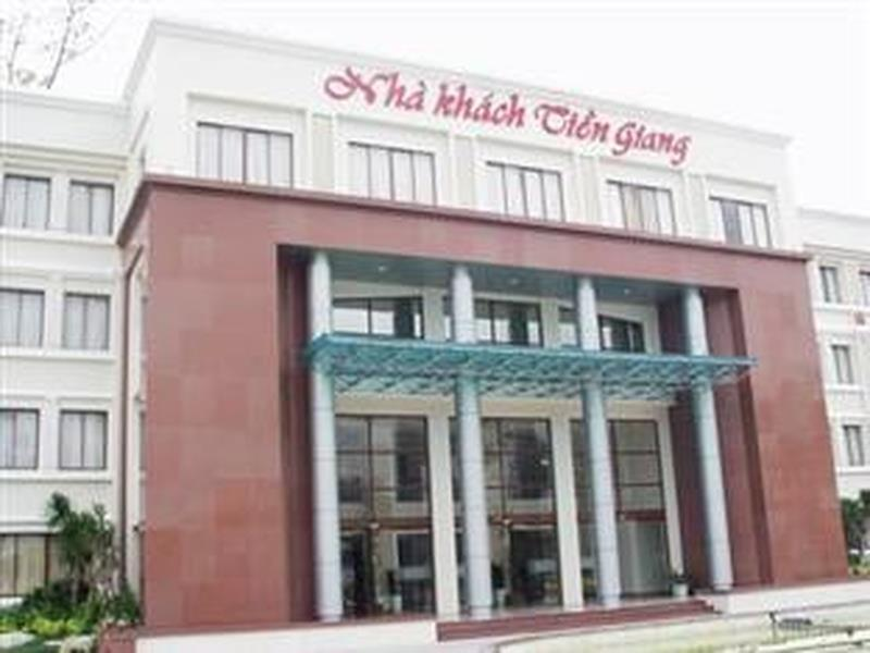 Hotell Nha Khach Tien Giang Hotel