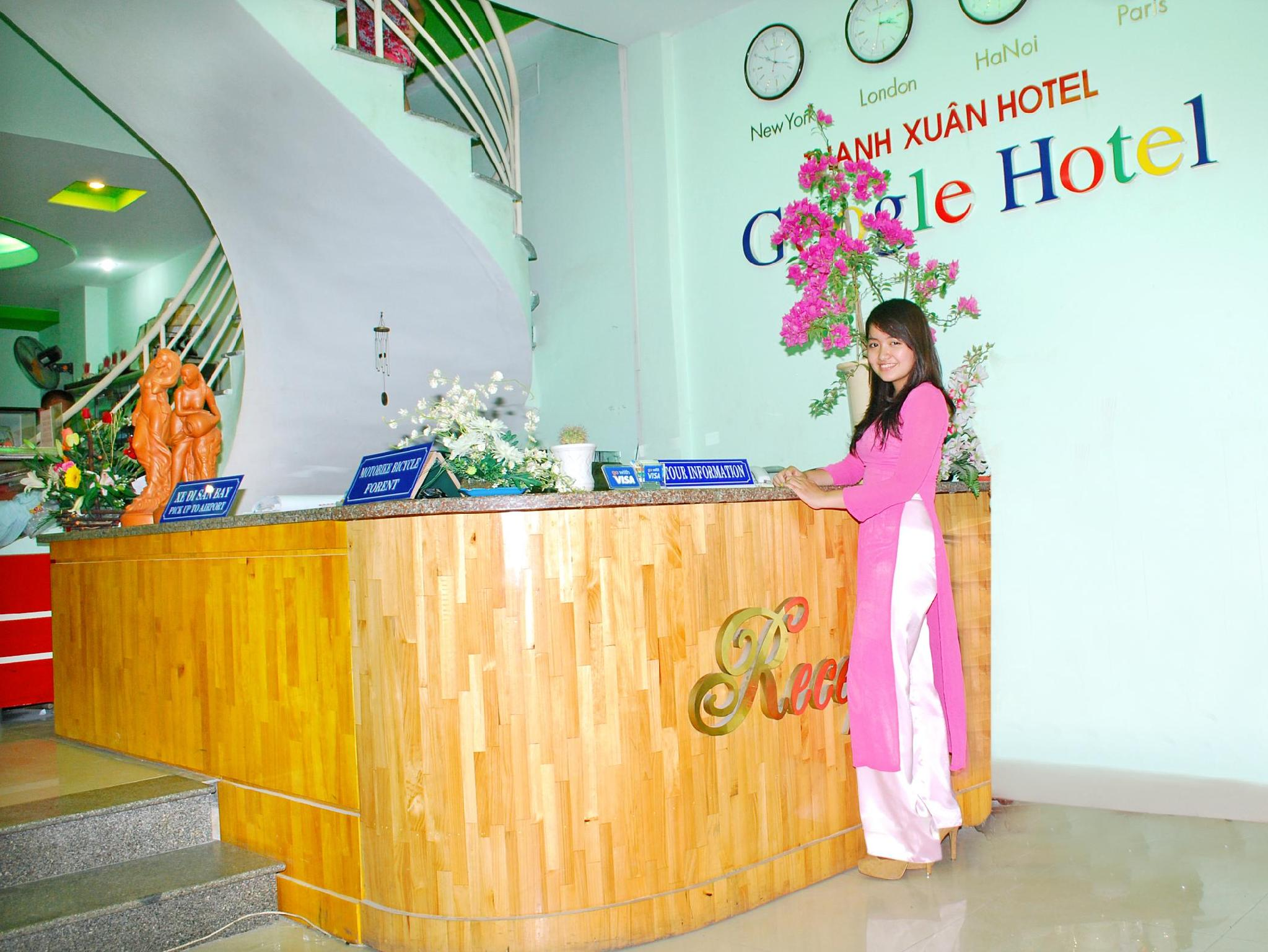 Hotell Thanh Xuan Hotel Hue