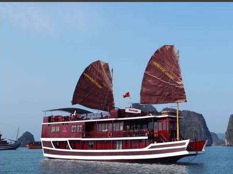 Hotell Halong Heritage Cruise