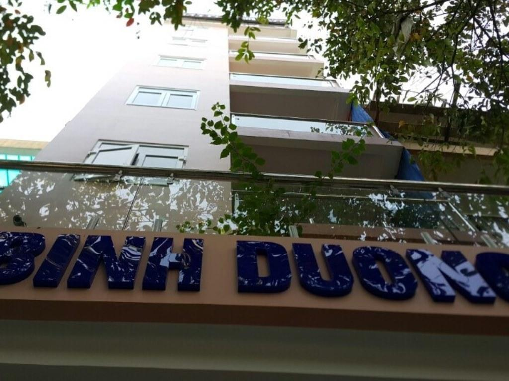 Hotell Binh Duong II Hotel