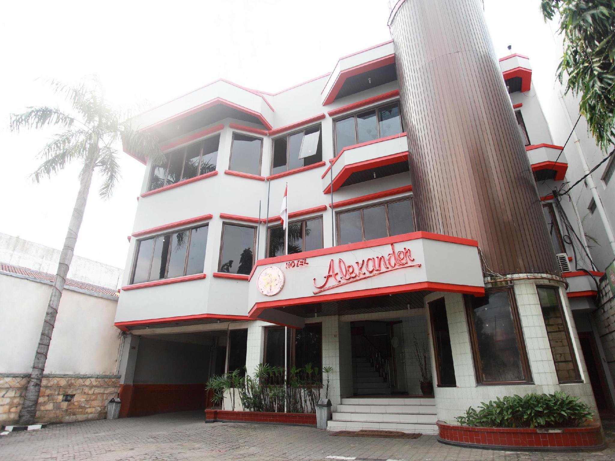 Hotell Alexander Hotel  Tegal