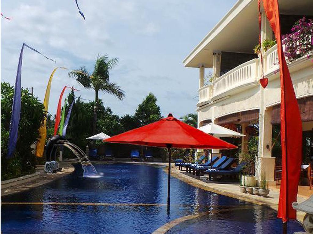 Hotell Bali Paradise Hotel - Boutique Resort