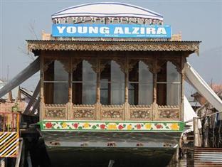 Young Alzira Houseboats - Hotell och Boende i Indien i Srinagar