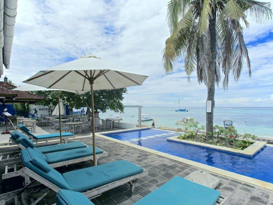 Hotell Mainski Lembongan Resort
