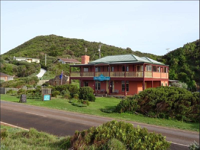 Cape Bridgewater Seaview Lodge - Hotell och Boende i Australien , Portland