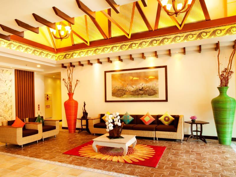 Howard Beach Villa Kenting - Lobby