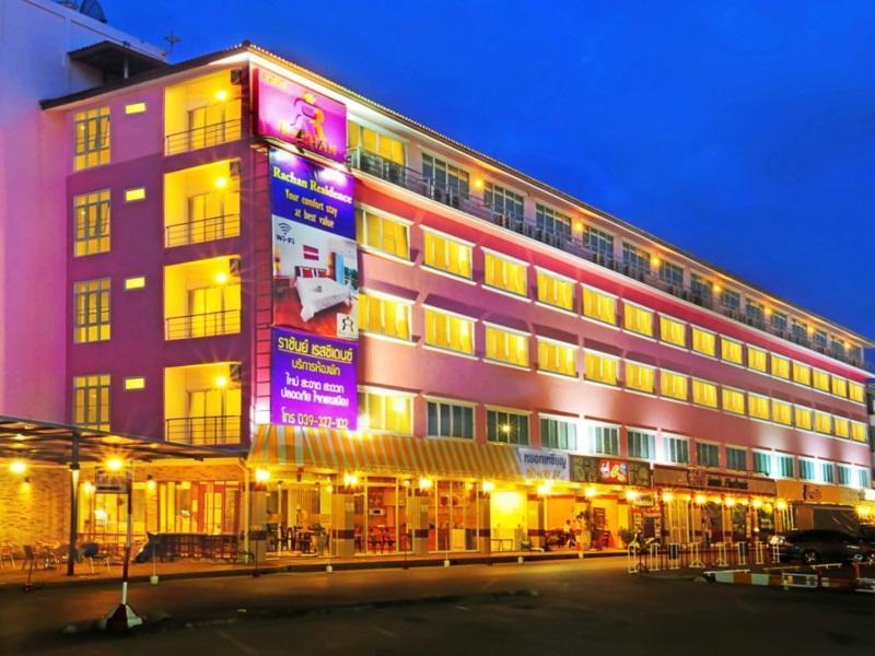 Hotell Rachan Residence i , Chanthaburi. Klicka för att läsa mer och skicka bokningsförfrågan