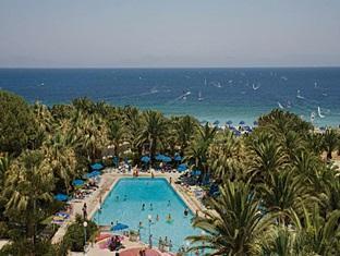 Blue Horizon Palm Beach Hotel And Bungalows Rhodes
