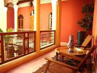 Dar Taliwint Hotel Marrakech - Balcony/Terrace