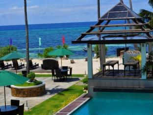 Dive Thru Scuba Resort Panglao-øya - Inne i hotellet