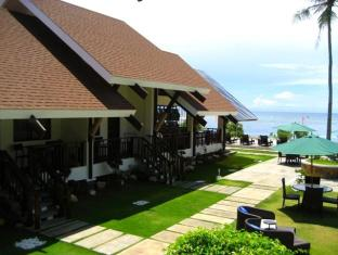 Dive Thru Scuba Resort Бохоль - Экстерьер отеля