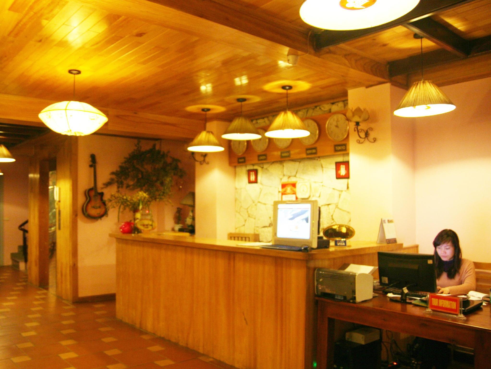 Hotell White Lotus Sapa Hotel