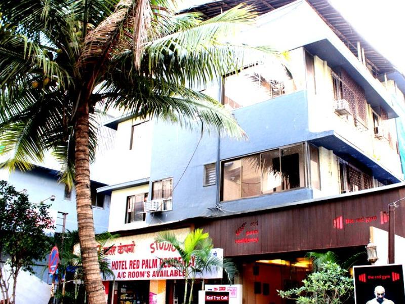 Hotell Red Palm Residency