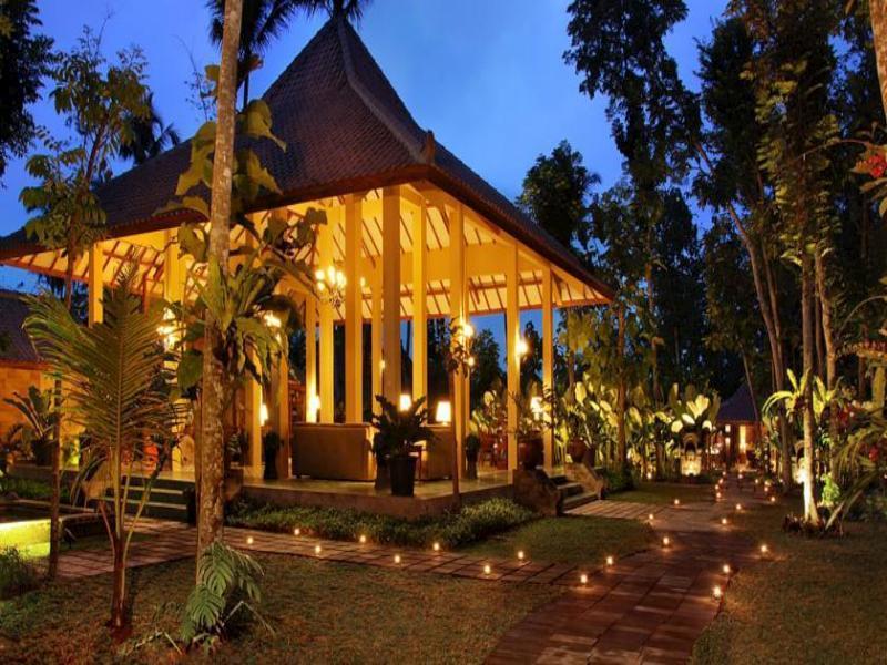 Hotell Rumah Boedi Private Residence Borobudur