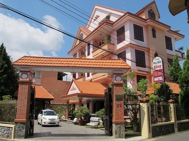 Hotell Villa Pink House