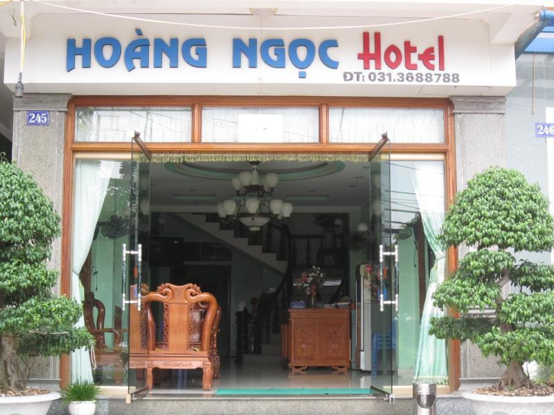 Hotell Hoang Ngoc Cat Ba Hotel