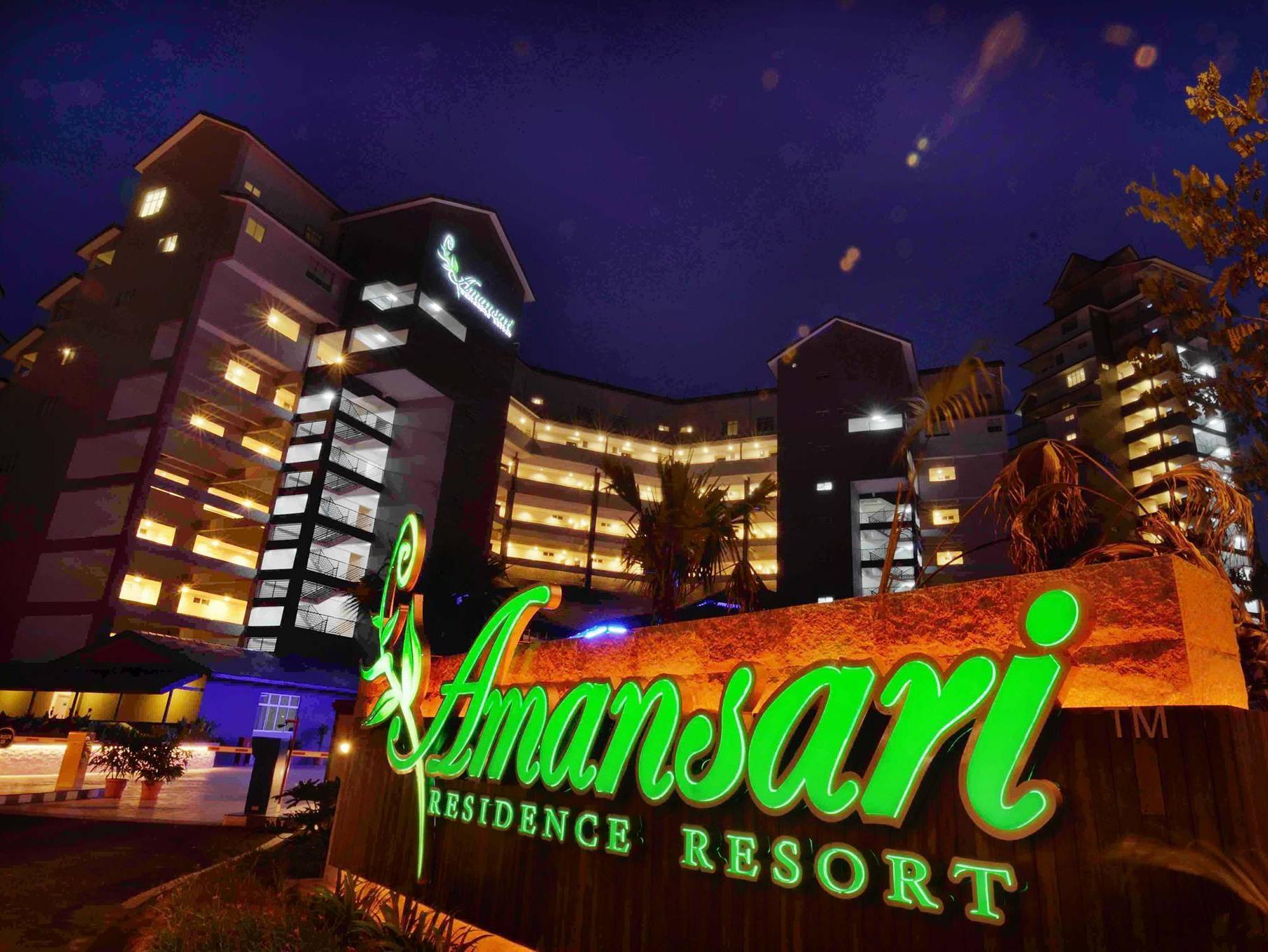 Amansari residence resort masai johor bahru malaysia great discounted rates Public swimming pool in johor bahru