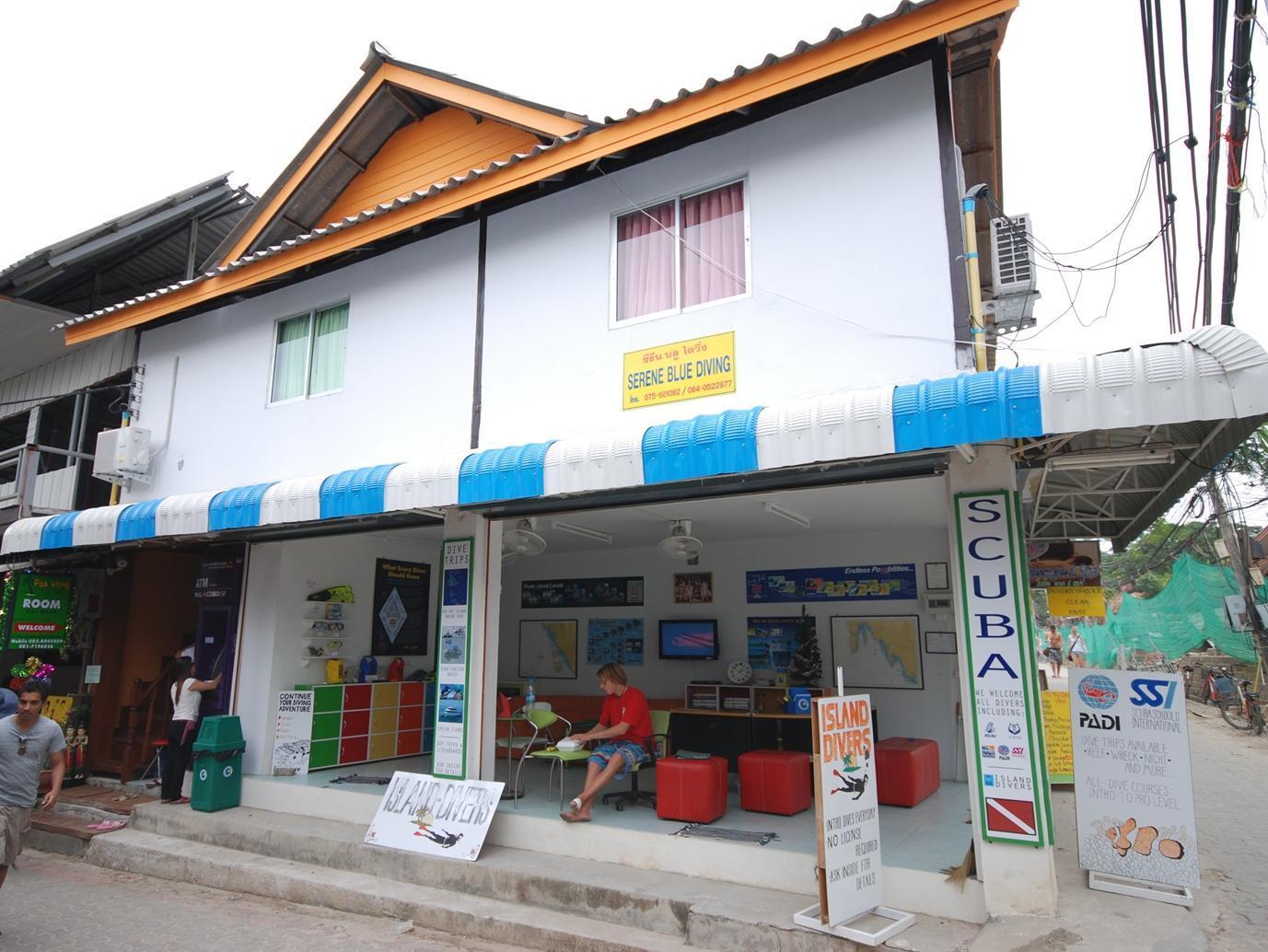 Hotell Hotel Pak Klong Sea Side i Ao Lo Dalam, Krabi. Klicka för att läsa mer och skicka bokningsförfrågan