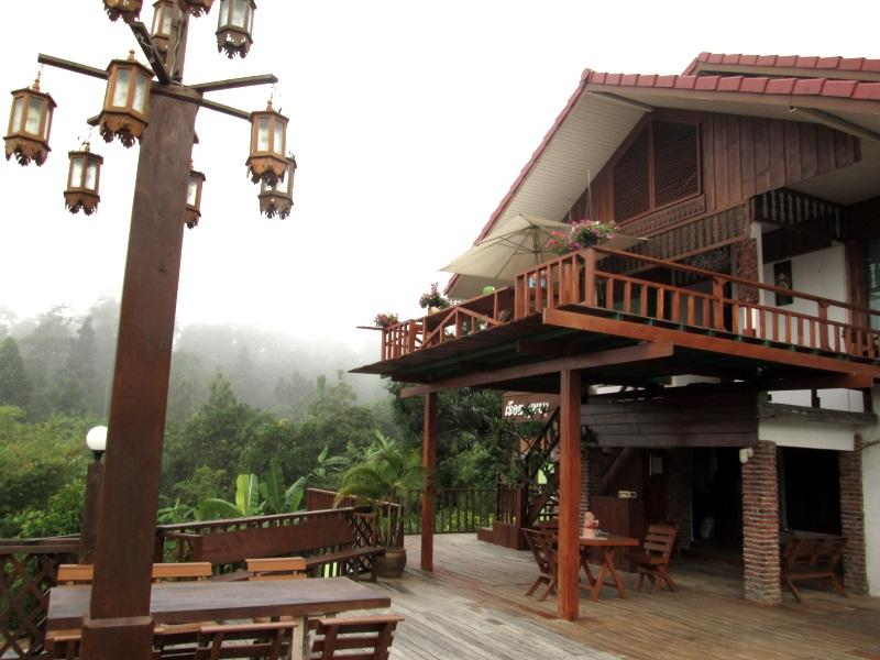 Phu Chaba Resort - Mae Hong Son