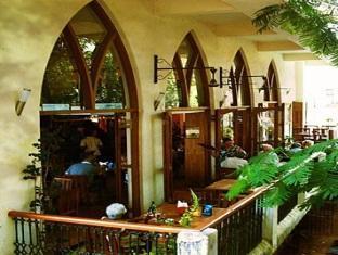 Barday's Inn Goa Utara - Bahagian Dalaman Hotel