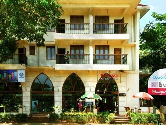 Barday's Inn Goa Utara