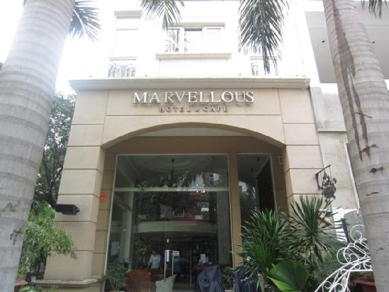 Hotell Marvellous Hotel   Restaurant