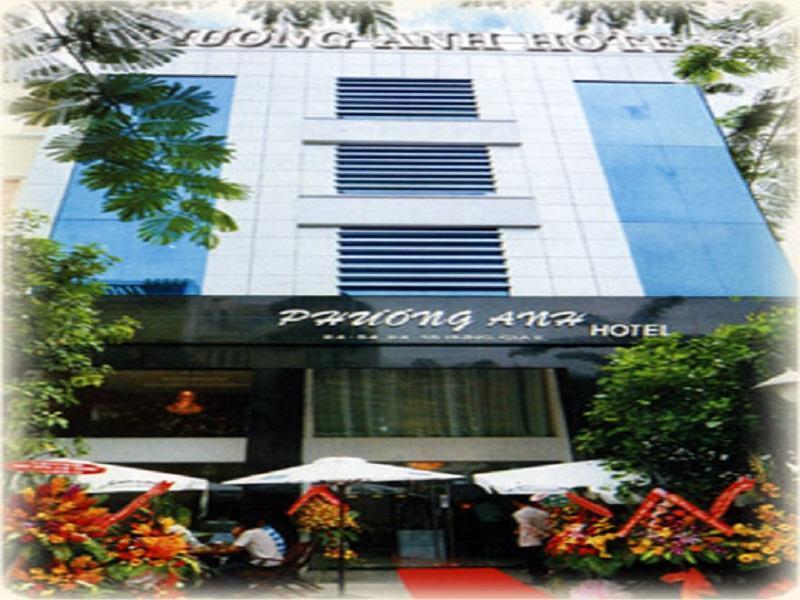 Phuong Anh Hotel - Phu My Hung - Hotell och Boende i Vietnam , Ho Chi Minh City