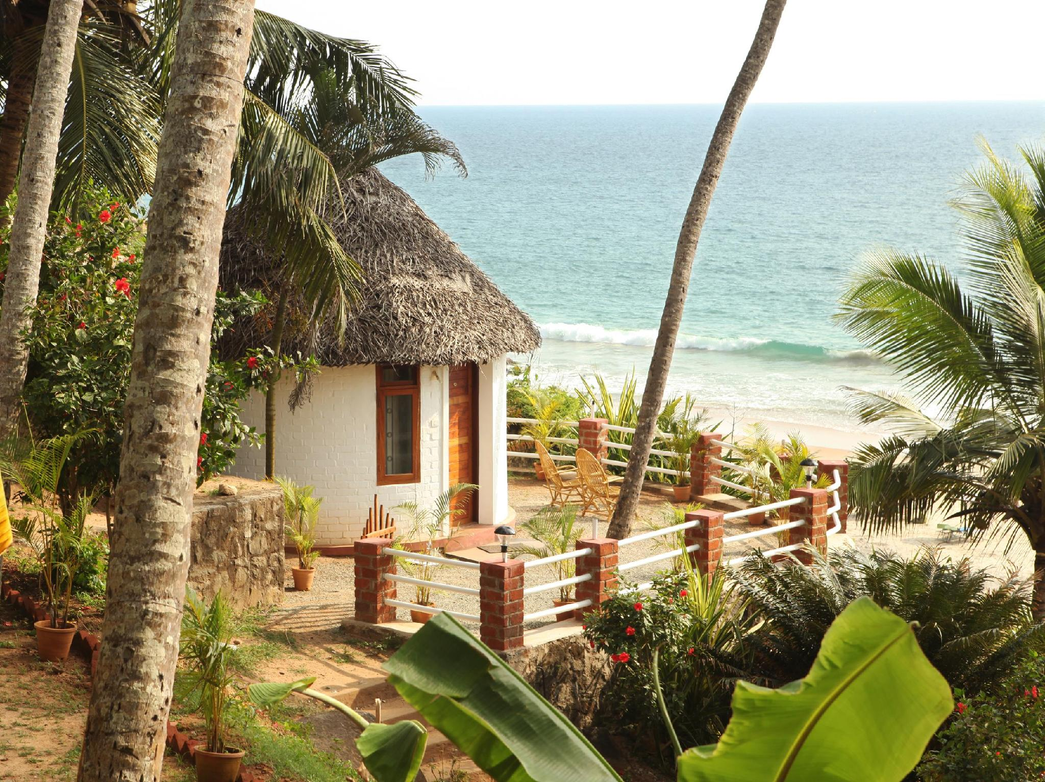 Soma Palmshore Resort - Hotel and accommodation in India in Kovalam