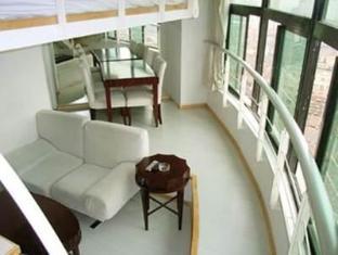 Hengsheng Peninsula Service Apartment Shanghai - Habitación