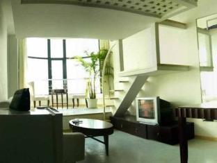 Hengsheng Peninsula Service Apartment Shanghai - Interior del hotel