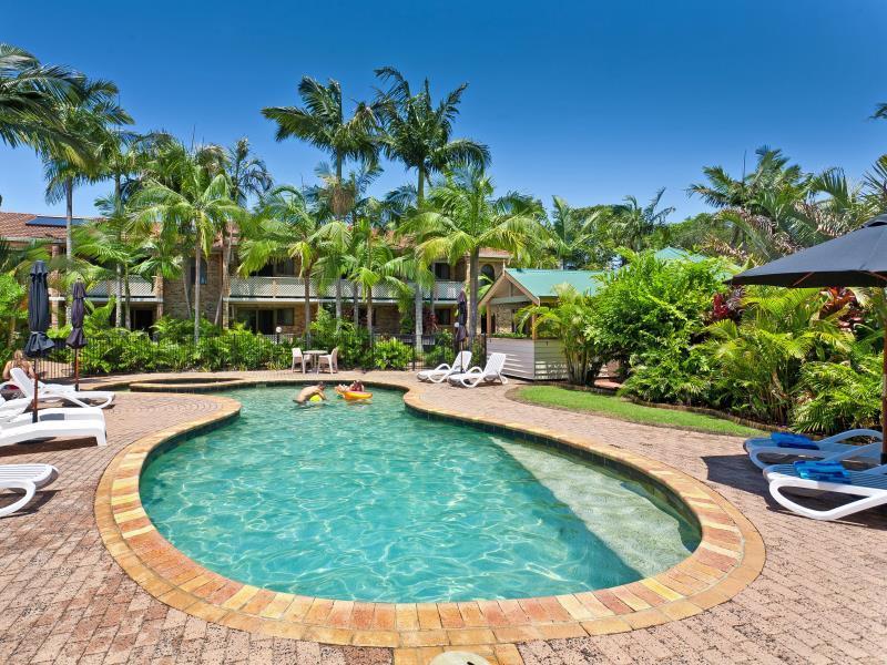 Byron Sunseeker Motel - Hotell och Boende i Australien , Byron Bay