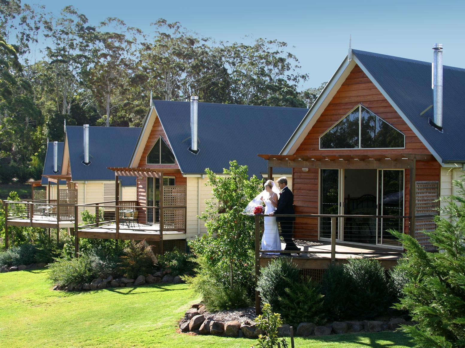 Tamborine Gardens Hotel - Hotell och Boende i Australien , Guldkusten