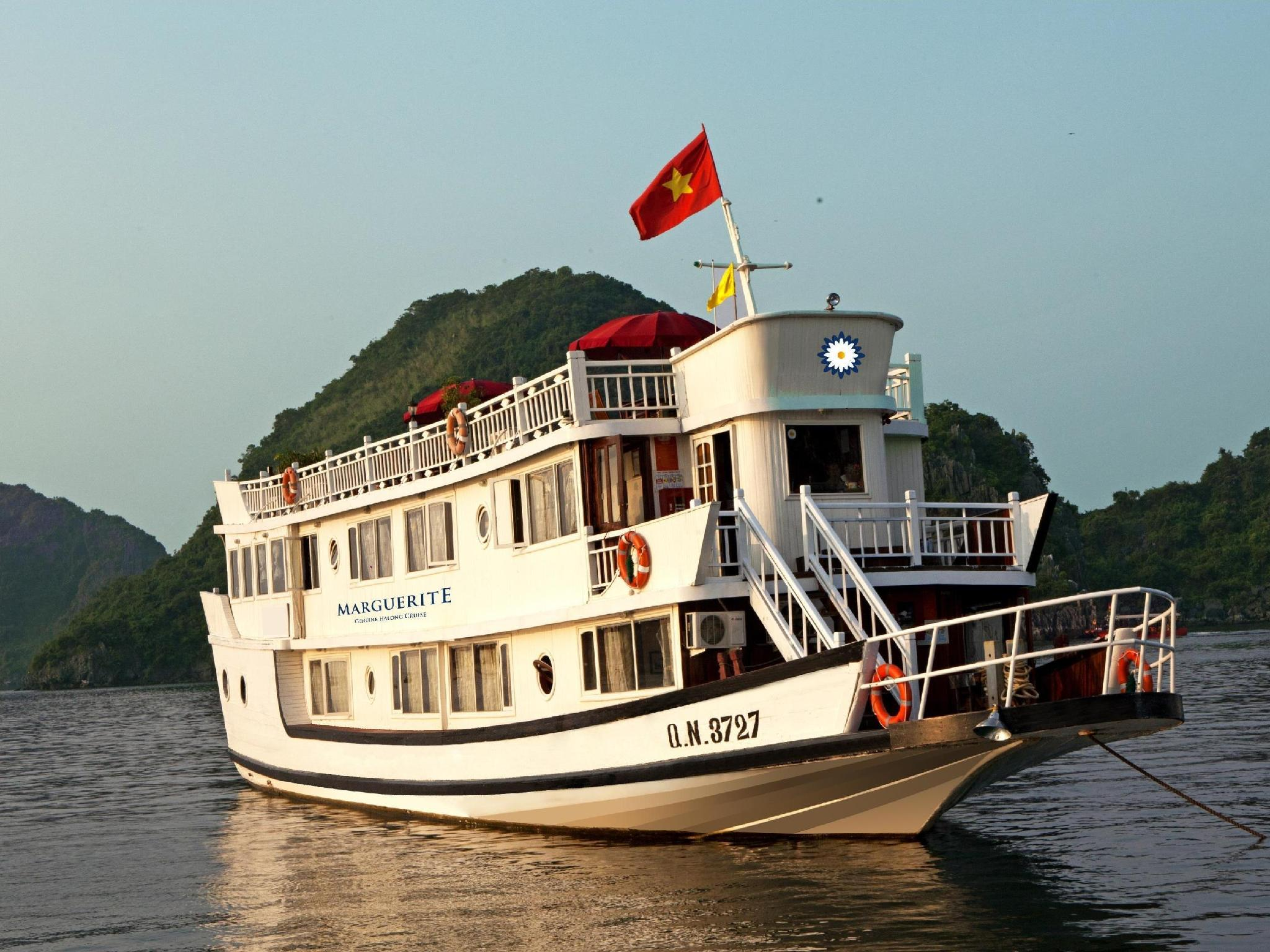 Hotell Halong Marguerite Cruises