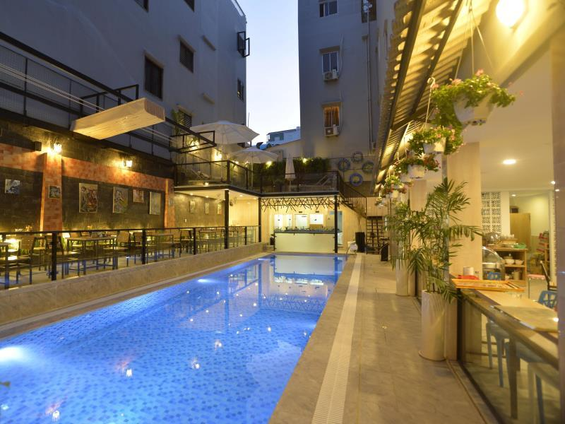 Beautiful saigon boutique hotel district 1 ho chi minh for Beautiful boutique hotels