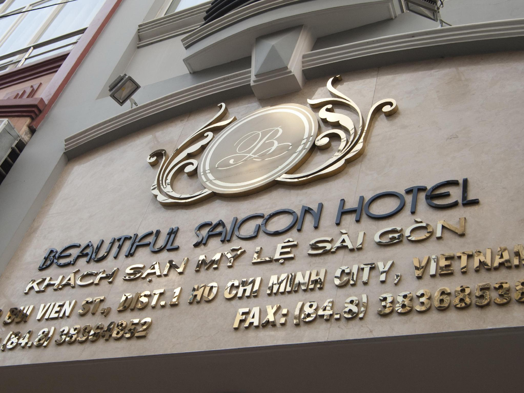 Hotell Beautiful Sai Gon Hotel