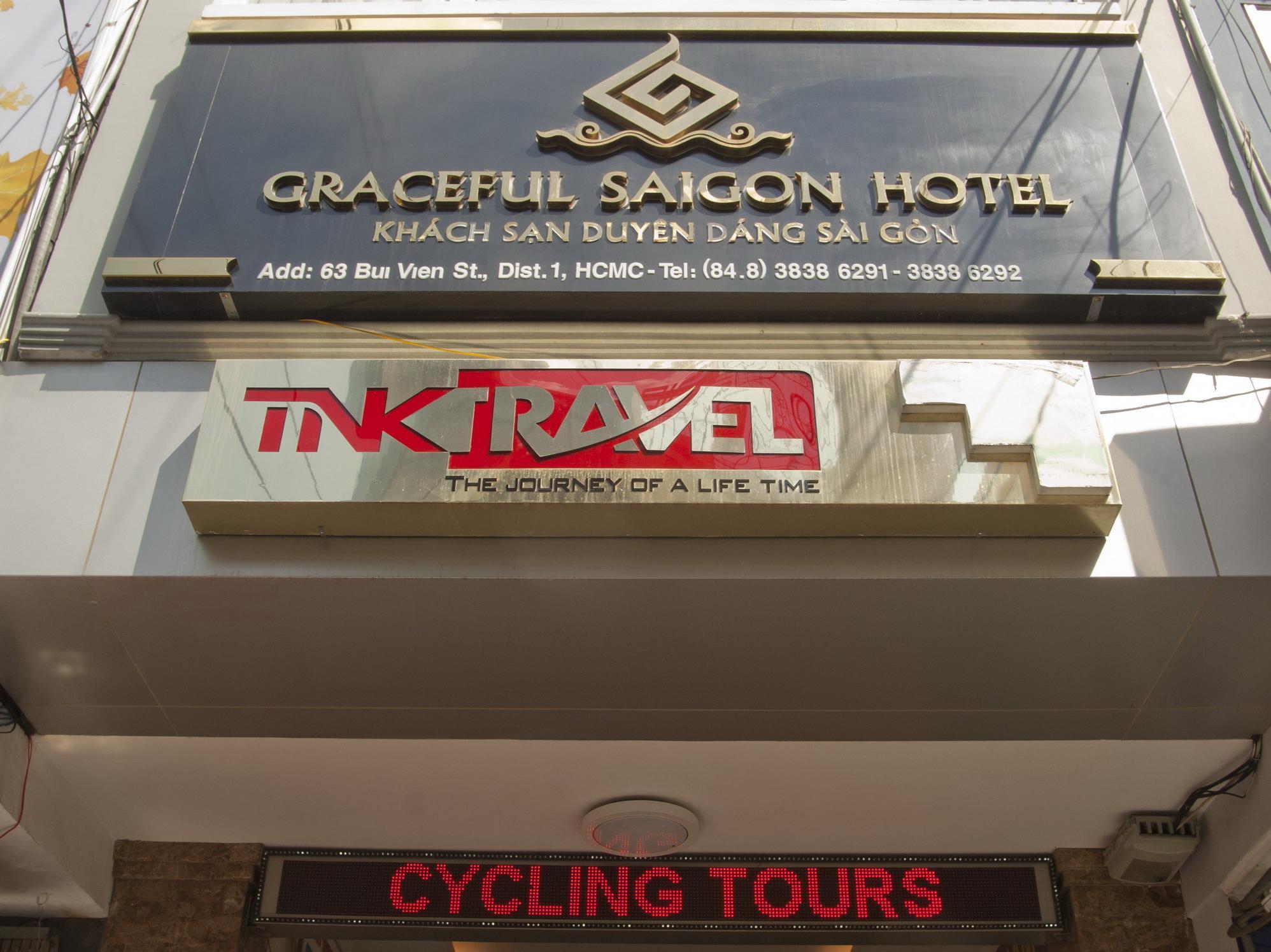 Graceful Saigon Hotel - Hotell och Boende i Vietnam , Ho Chi Minh City