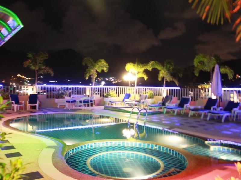 Patong Hemingway's Hotel פוקט