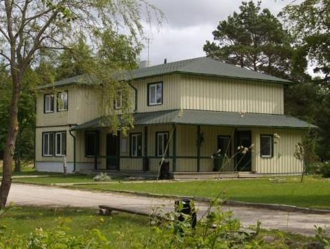 Kalamaja Hostel كوريسار - المظهر الخارجي للفندق