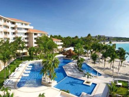 Dreams Puerto Aventuras Resort And Spa Puerto Aventuras - Exterior