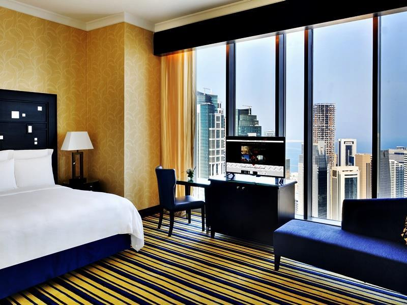 Marriott Marquis City Center Doha Hotel - Hotels and Accommodation in Qatar, Middle East