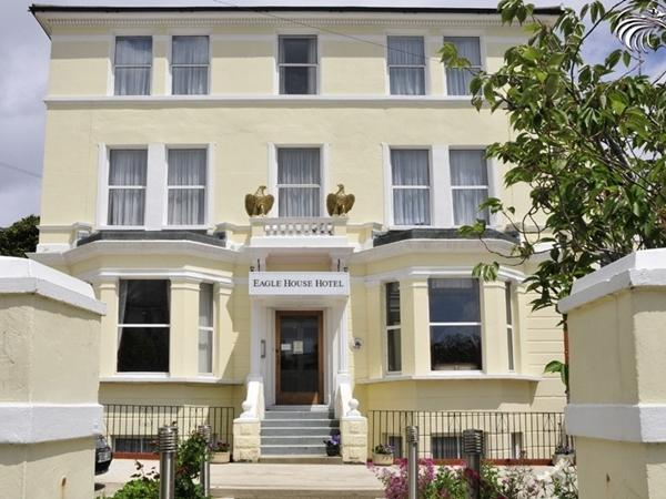 Eagle House Hotel - Hotell och Boende i Nya Zeeland i Stilla havet och Australien