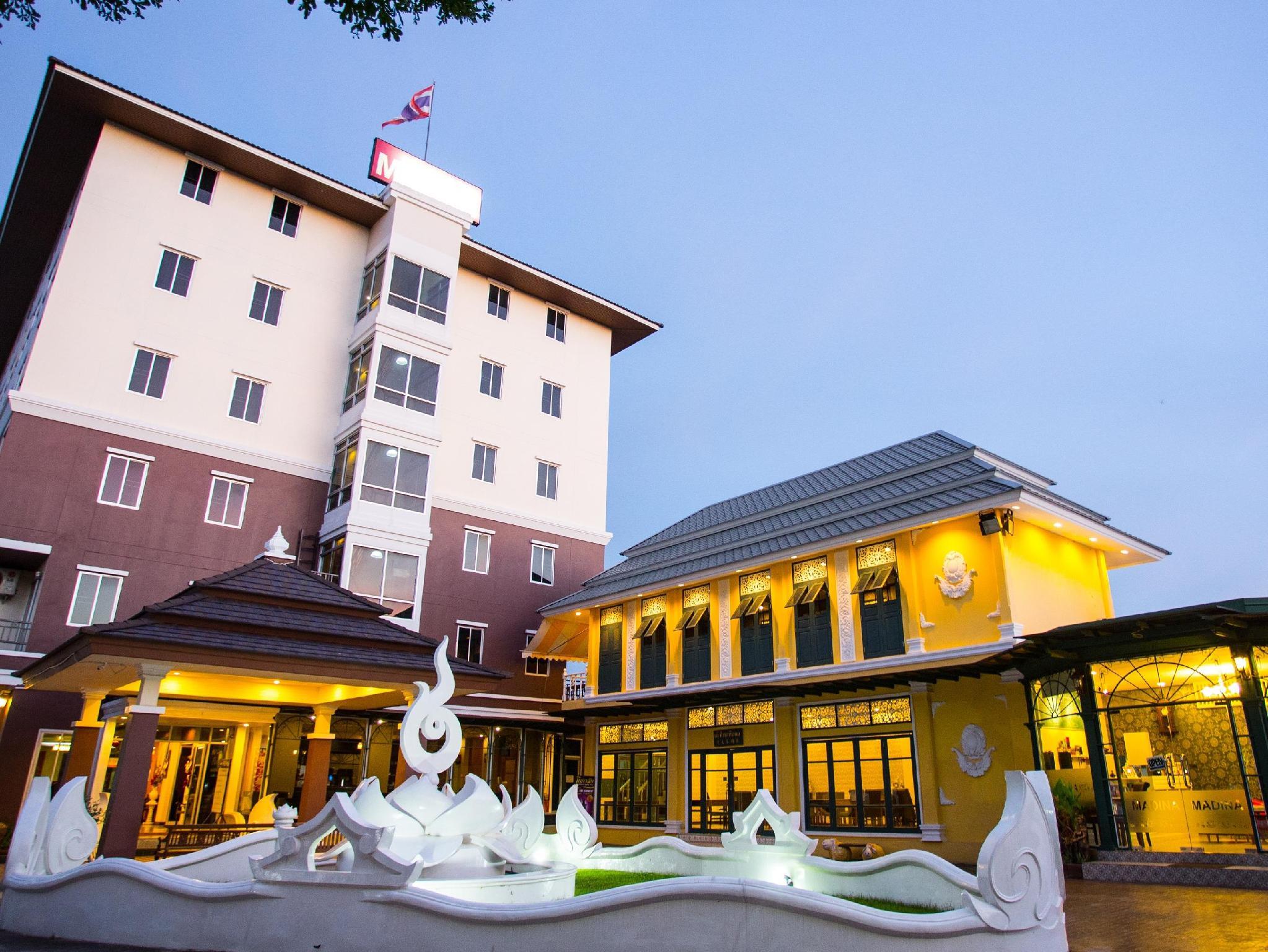 Hotell Madina Hotel i , Rayong. Klicka för att läsa mer och skicka bokningsförfrågan